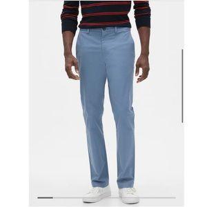 Banana Republic Aiden Chino 35 x 30 blue pants